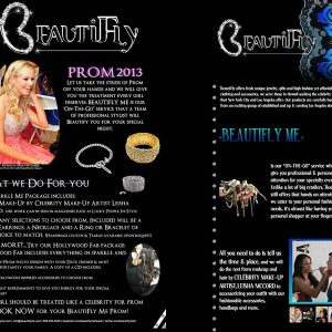 BeautiFly Me Special Occasion Newsletter