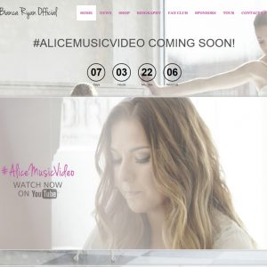 Bianca Ryan Music Video Kickstarter Campaign